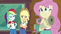 "Rainbow Dash remarks ""for once"" EG4"