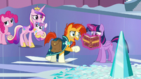 """Sunburst """"and provides it with power"""" S6E2"""