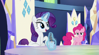 "Rarity ""we spent much of yesterday"" S5E22"