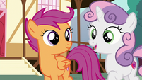 "Sweetie Belle ""with each of us going out"" S6E4"