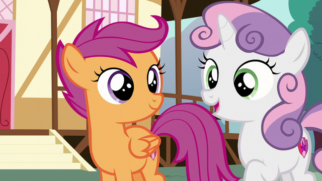"""File:Sweetie Belle """"with each of us going out"""" S6E4.png"""
