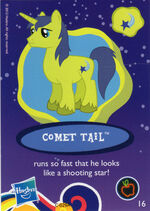 Wave 8 Comet Tail collector card
