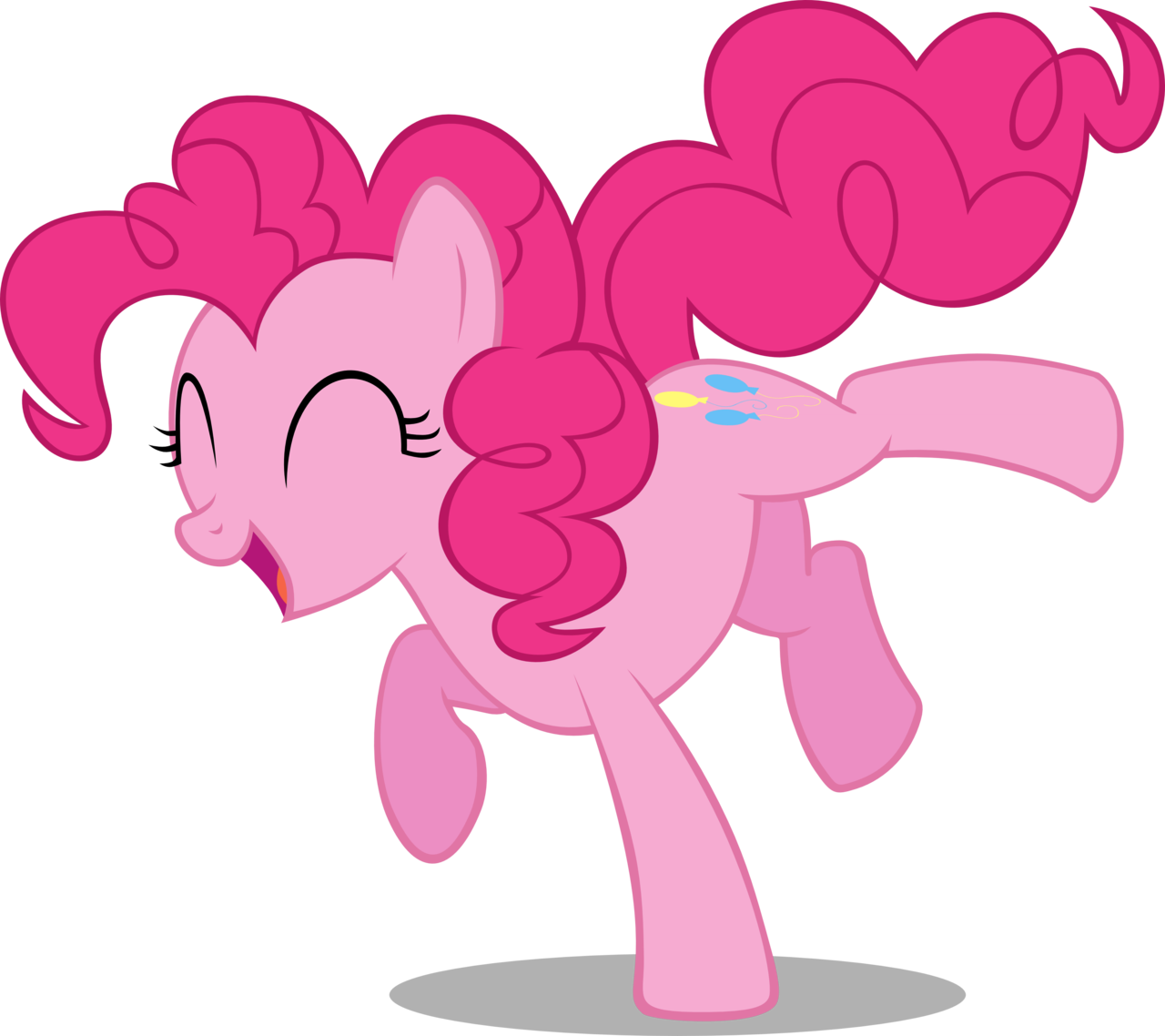 Image fanmade pinkie pie dancing png my little pony friendship is