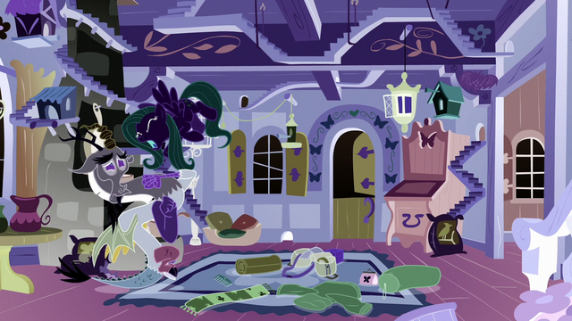 """File:Opposite Fluttershy """"I'm sick of being nice and quiet"""" S6E17.png"""