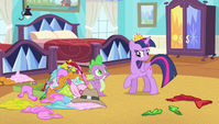 "Twilight ""you're coming with me now!"" S4E24"