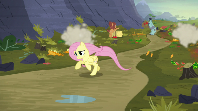 File:Fluttershy galloping after Twilight S5E23.png
