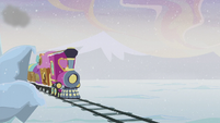 Friendship Express speeds down the tracks S5E20