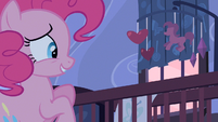 Pinkie Pie in your crib S2E13