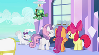 "CMC ""I'm in crystal heaven!"" S03E11"