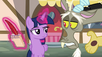 "Discord ""No? Nothing?"" S5E22"