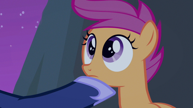 File:Scootaloo wide eyed cuteness S3E6.png
