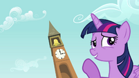 "Twilight ""it's already three o'clock"" S4E12"