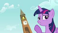 """Twilight """"it's already three o'clock"""" S4E12"""