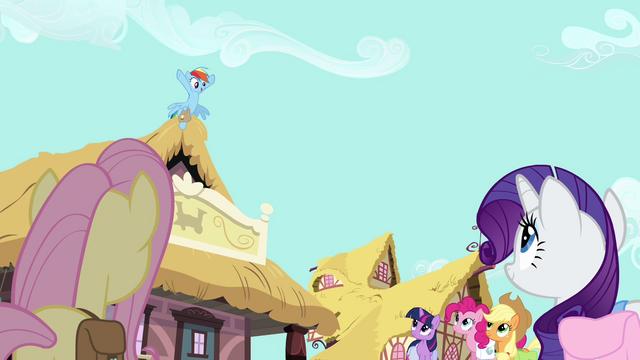 """File:Rainbow Dash """"in all of Equestria"""" S03E12.png"""