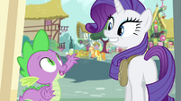 "Spike ""It's amazing!"" S4E23"