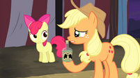 "Applejack ""Honestly, Apple Bloom"" S4E20"
