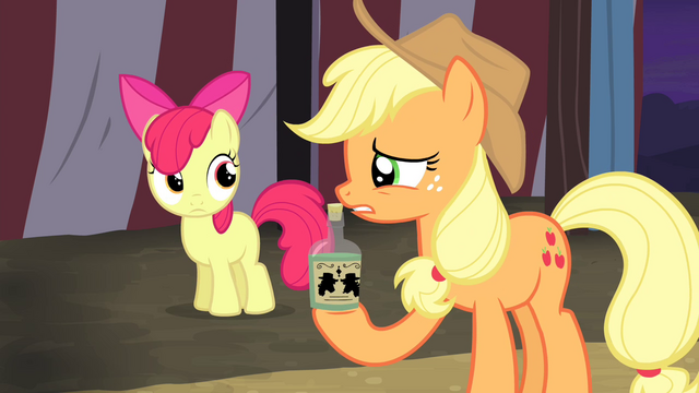 "File:Applejack ""Honestly, Apple Bloom"" S4E20.png"