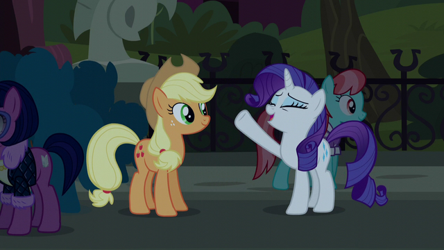 "File:Rarity ""you can make a big difference!"" S5E16.png"
