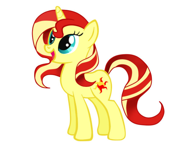 File:FANMADE Sunset Shimmer.png