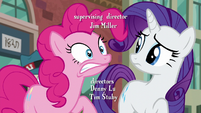 """Pinkie Pie emphasizes on the T in """"pssst"""" S6E3"""