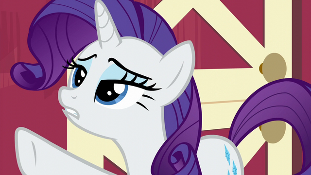 "File:Rarity ""let's not kid ourselves!"" S6E10.png"