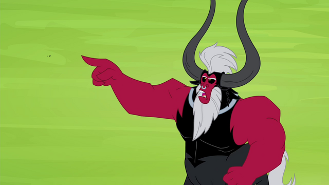 File:Tirek pointing at the Mane 6 S4E26.png