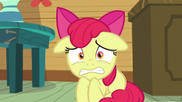 Apple Bloom worried S5E04