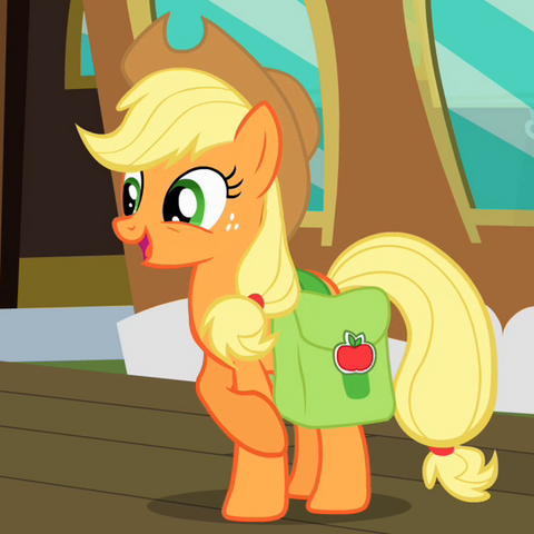 File:Applejack about to leave for Canterlot cropped S2E14.png