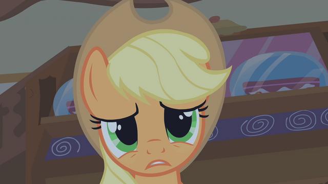 File:Applejack scared 2 S01E09.png