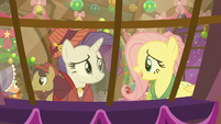 "Flutterholly ""a lot like a Hearth's Warming Eve party"" S06E08"