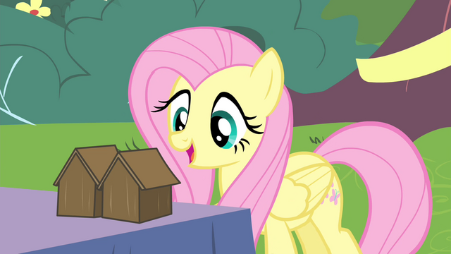 File:Fluttershy singing along S4E14.png