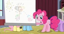 Pinkie Pie's plan S3E09