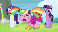 Pinkie Pie loses her temper S4E10