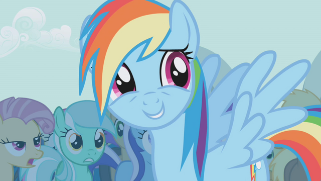 File:Rainbow Dash It's fine S1E06.png