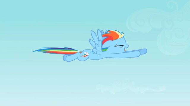 File:Rainbow Dash flying S2E07.png