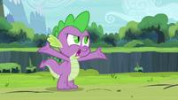 """Spike """"big deal!"""" S4E25"""