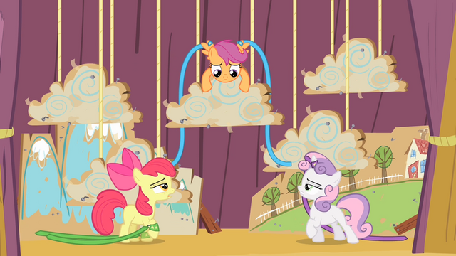 File:Apple Bloom and Sweetie Belle 'Friendship!' S4E05.png