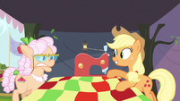 Applejack much more clarified S3E8