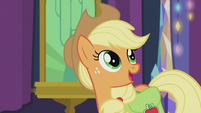 "Applejack ""y'all done it up nice and cozy in here"" S5E20"