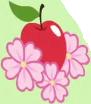 Florina cutie mark crop S3E8.png