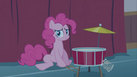"Pinkie Pie ""tough crowd"" S2E13"