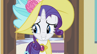 Rarity look right S2E9