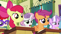 "Sweetie Belle ""sounds a bit over our heads"" S6E14.png"