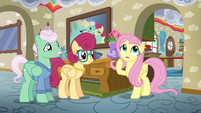 "Fluttershy ""it just seems like his place"" S6E11"