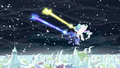 Celestia and Luna zapping storm clouds S6E2.png