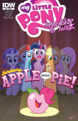 File:Comic issue 32 BronyCon Comics World cover.jpg