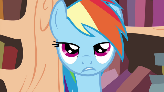 """File:Rainbow """"Ernie's undercooked pancakes"""" S4E21.png"""