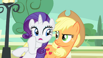 Rarity 'More like a shade of' S4E11