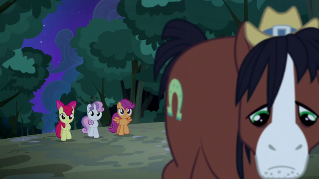 File:Trouble Shoes leads CMC to Appleloosa S5E6.png
