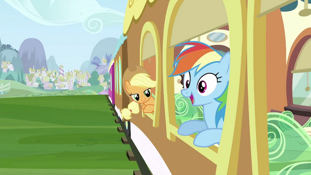 File:Rainbow Dash happy S2E25.png